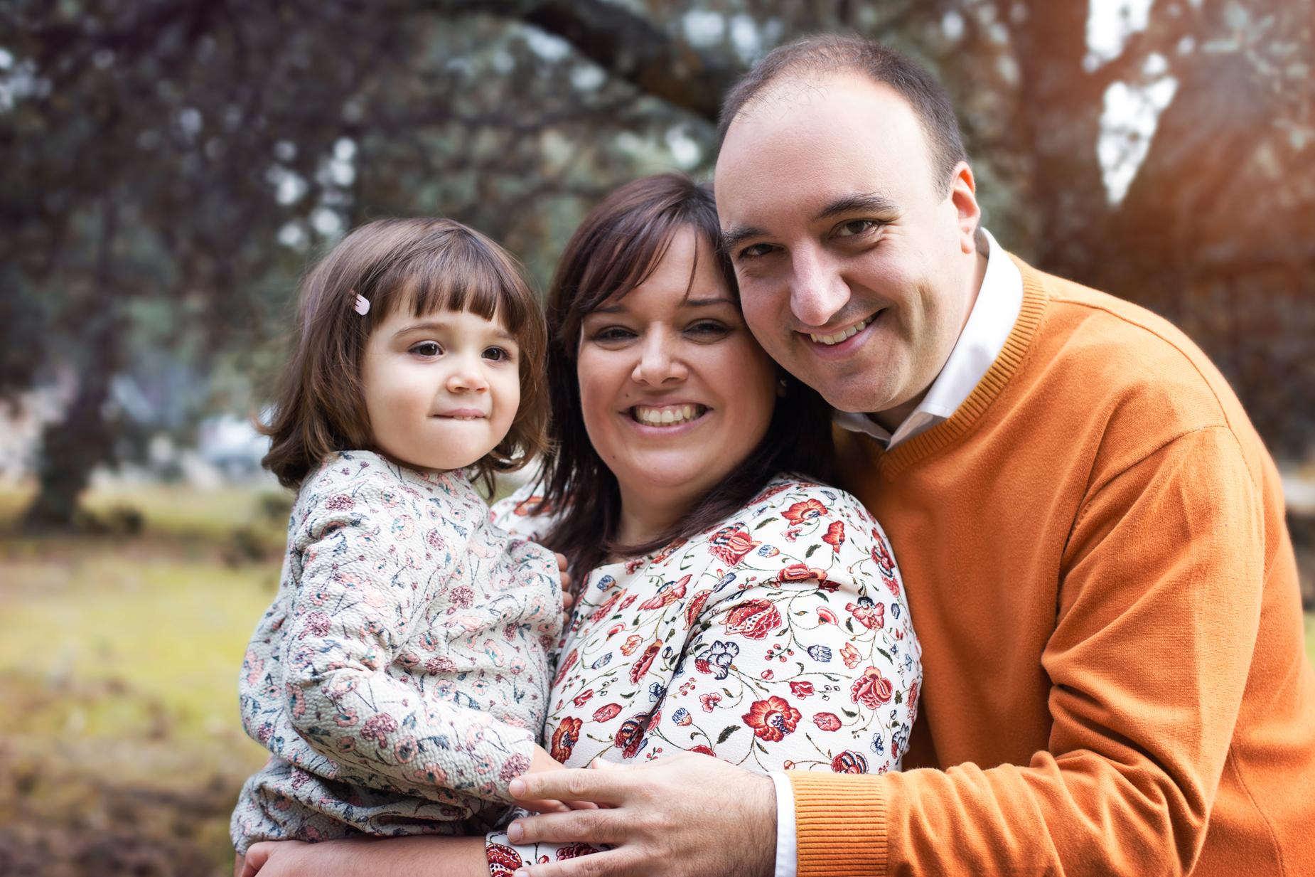Rosi y familia