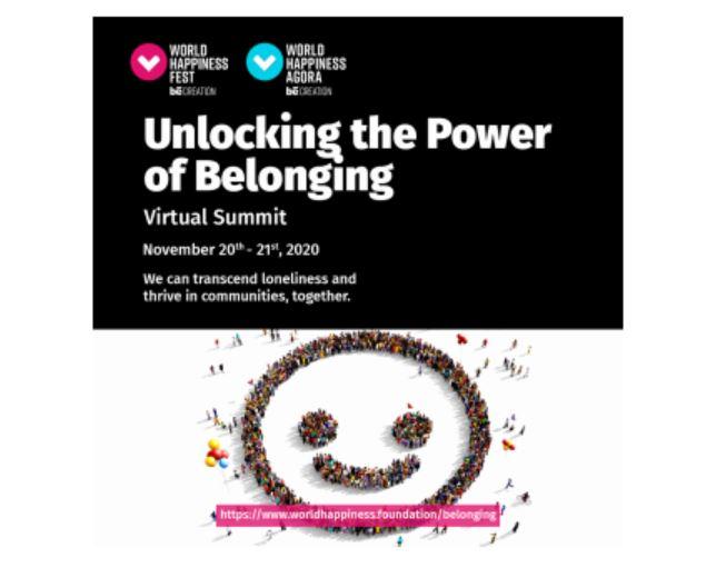 WORLD HAPPINESS FEST: Descifrando el poder de la pertenencia